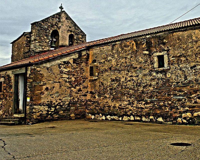 Iglesia de Santa Ana en Santa Ana, Alcañices