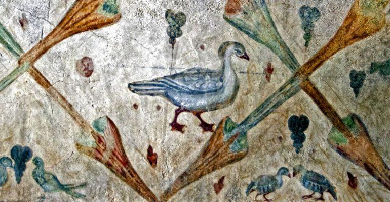 Santa Eulalia de Bóveda, un templo de la antigüedad repleto de misterios