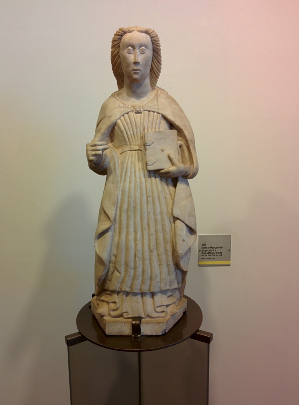 Talla de Santa Margarida original