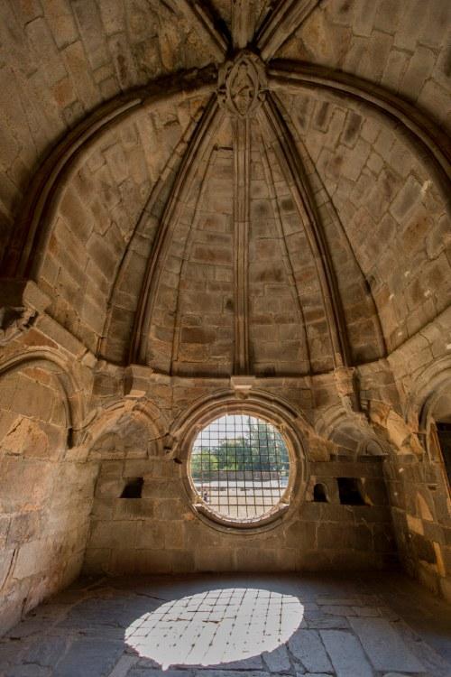 Oratorio del Abad en Santa María de Carracedo