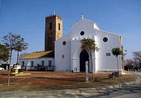 Iglesia de Santa María del Águila de Alcalá de Guadaíra