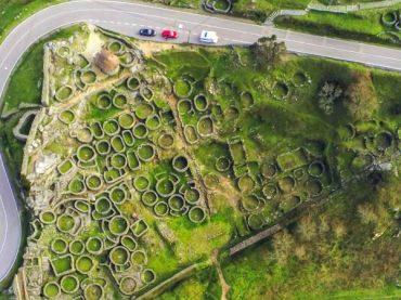 El castro de Santa Tecla, la ciudad galaica que tuvo miles de habitantes antes de los romanos