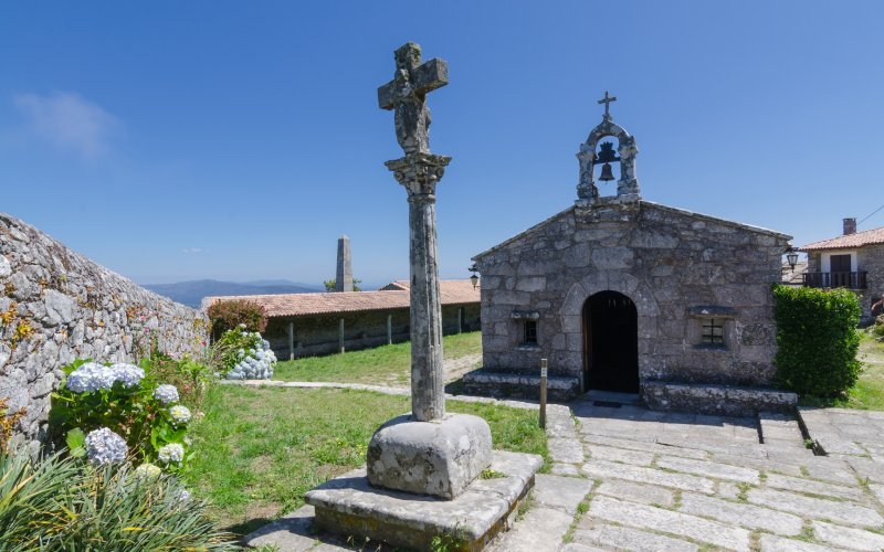Santuario de Santa Trega