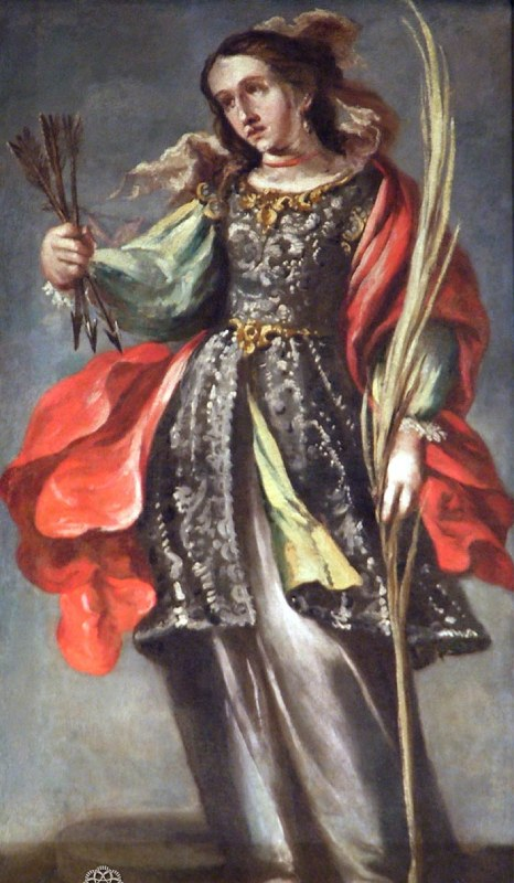 Santa Victoria mártir