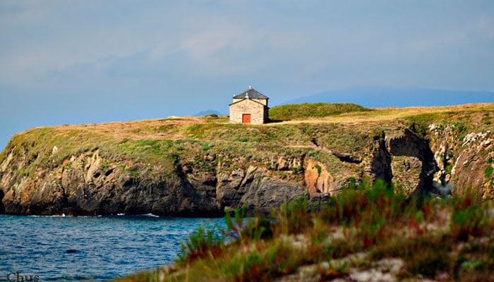 costa Ferrolterra santa comba