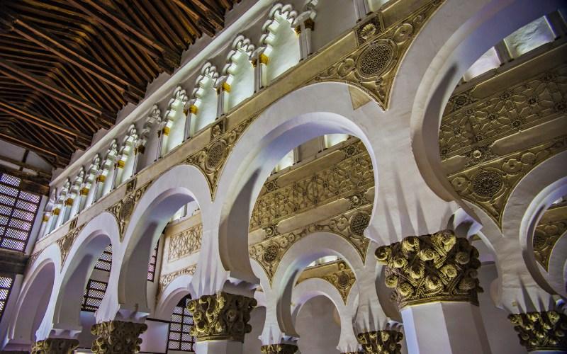 Sinagoga Santa María en Toledo