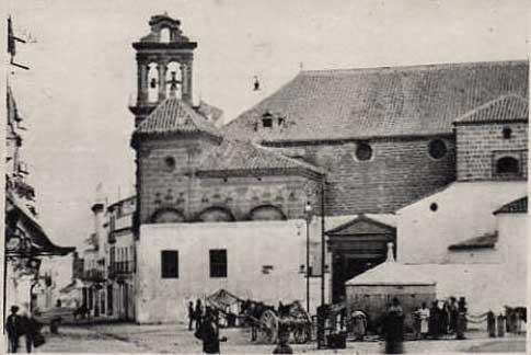 Iglesia de Santo Domingo de Osuna