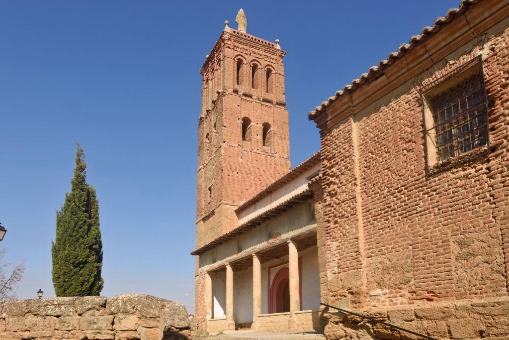 Iglesia de Santo Tomás en Villanueva del Campo