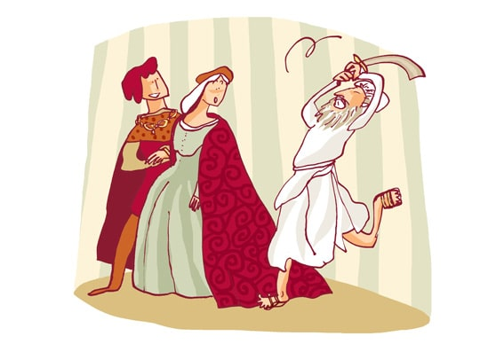 santón-ataca-a-quienes-creyó-ser-los reyes-primer-atentado-suicida