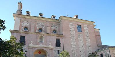Santuario de la Virgen de la Caridad en Illescas