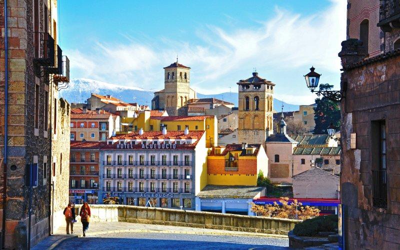 Casco de Segovia