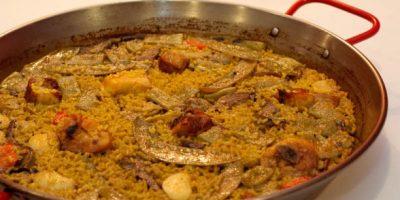 comer paella benicassim restaurante selma