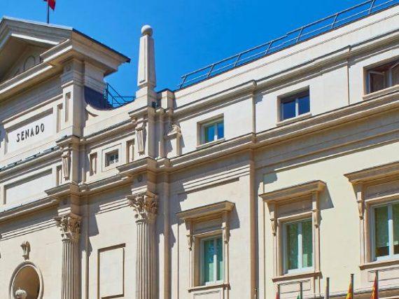 Palacio del Senado, siglos de arte e historia parlamentaria