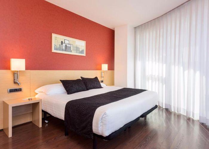 dormir vila real hotel sercotel luz castellon