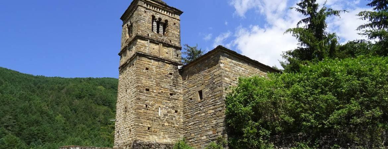 San Bartolomé de Gavín Iglesias Serrablo