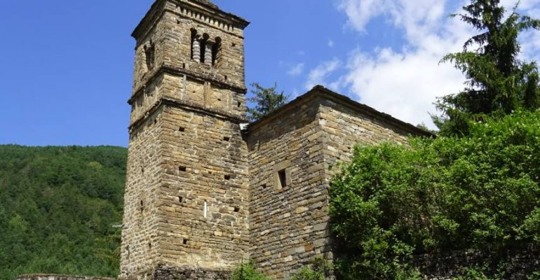 Las iglesias de Serrablo, un archipiélago de rarezas arquitectónicas por lo Pirineos