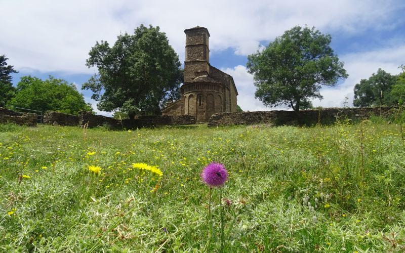 Santa Eulalia de Susín Iglesias Serrablo
