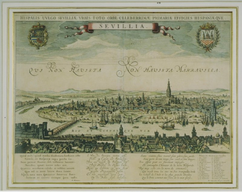 Sevilla en el siglo XVII