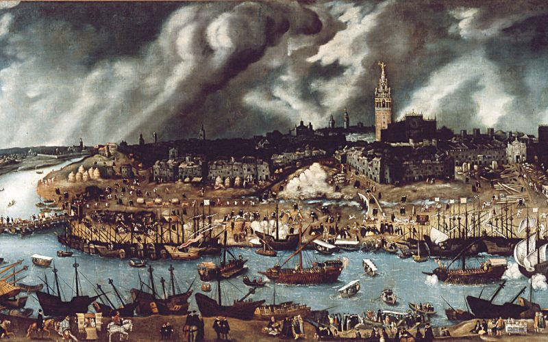 Sevilla en el siglo XVI
