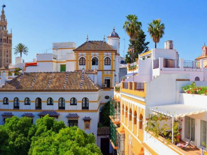 Santa Cruz de Sevilla, amalgama de civilizaciones