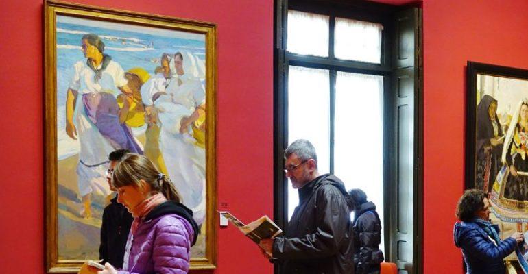 El Museo Sorolla: un oasis en medio de Madrid
