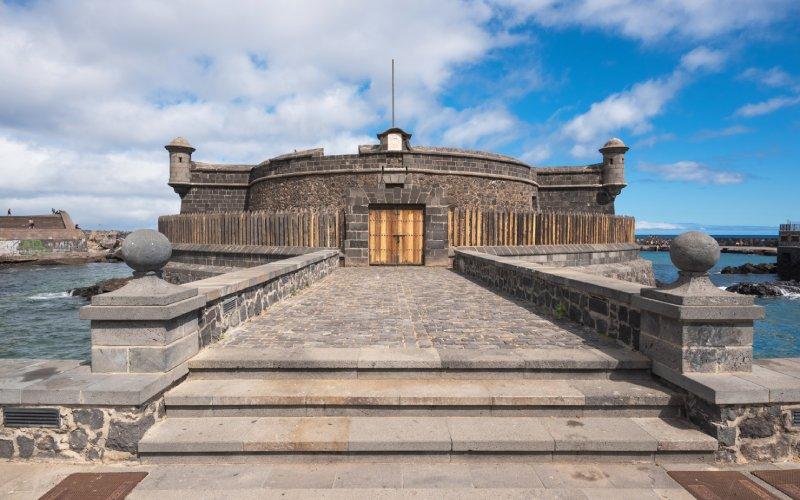 Castillo Negro de Tenerife