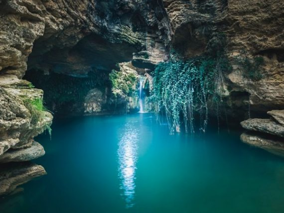 Salto del Usero, el paraíso en medio de Murcia | El Rincón del Finde