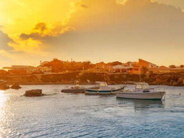 Tabarca, la isla habitada más pequeña del Mediterráneo