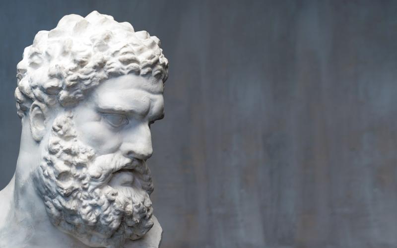 Busto de Hércules