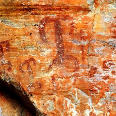 Un estudio español permite identificar las huellas digitales de artistas rupestres de hace 6.000 años
