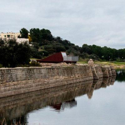 Presa de Proserpina, baño en el embalse romano más antiguo de España | El Rincón del Finde
