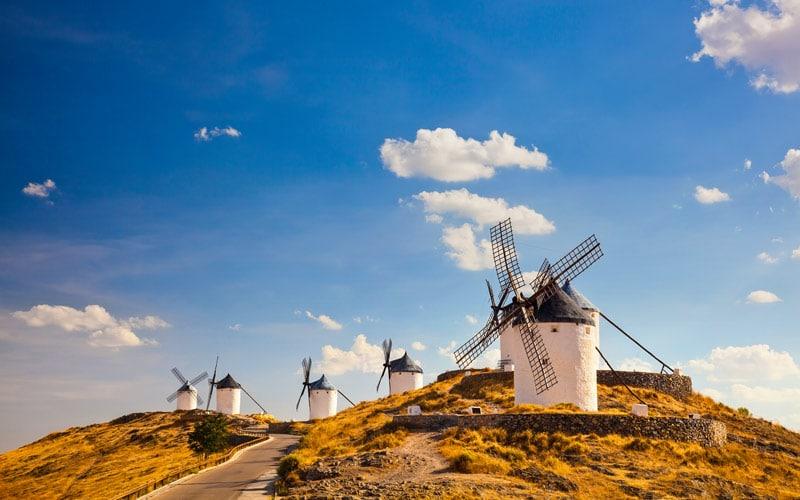 Lugares desconocidos de la Mancha: Consuegra