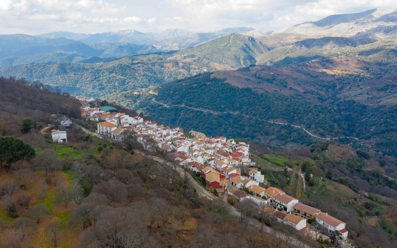 Vistas de Pujerra, Málaga