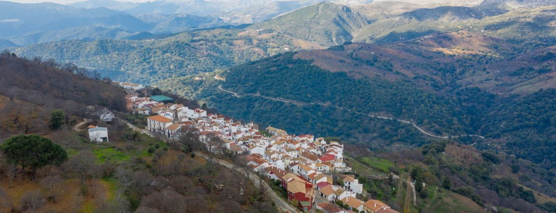 Vistas de Pujerra, Málaga. | Shutterstock