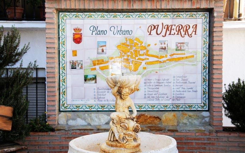 Pujerra, Málaga