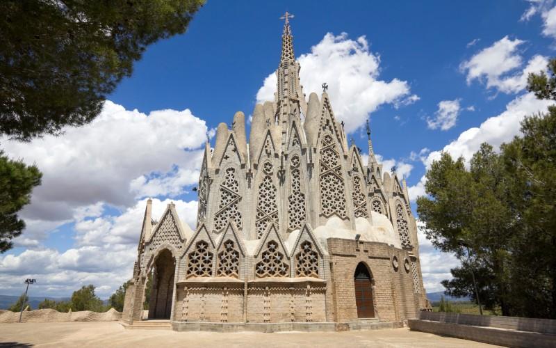 Santuari de la Mare de Deu de Monserrat