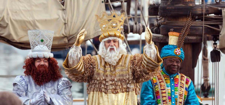 Reyes Magos. | Shutterstock