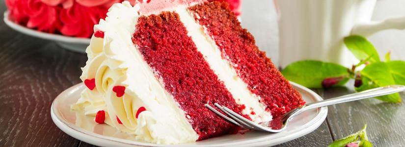 Tarta Red Velvet ideal para San Valentin
