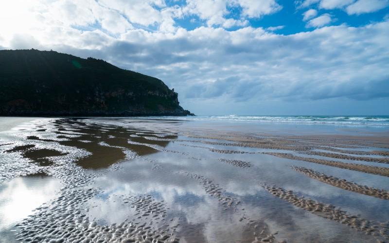 Playa de Berria, Cantabria