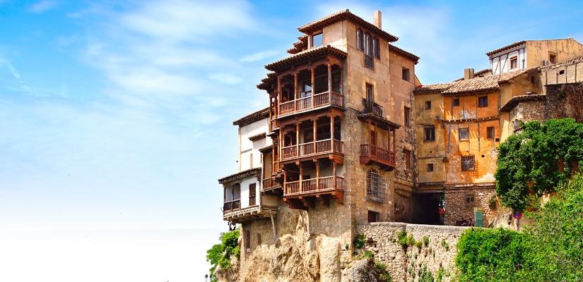 Cuenca artística, Cuenca for art lovers