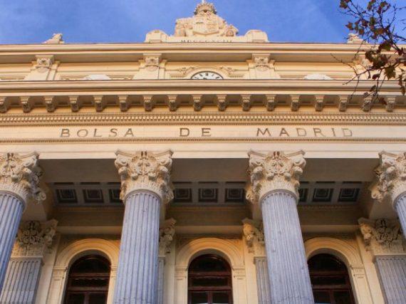 El palacio de la Bolsa de Madrid, de los corros a viva voz al silencio más absoluto