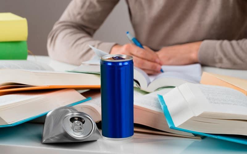 efectos negativos de las bebidas energéticas