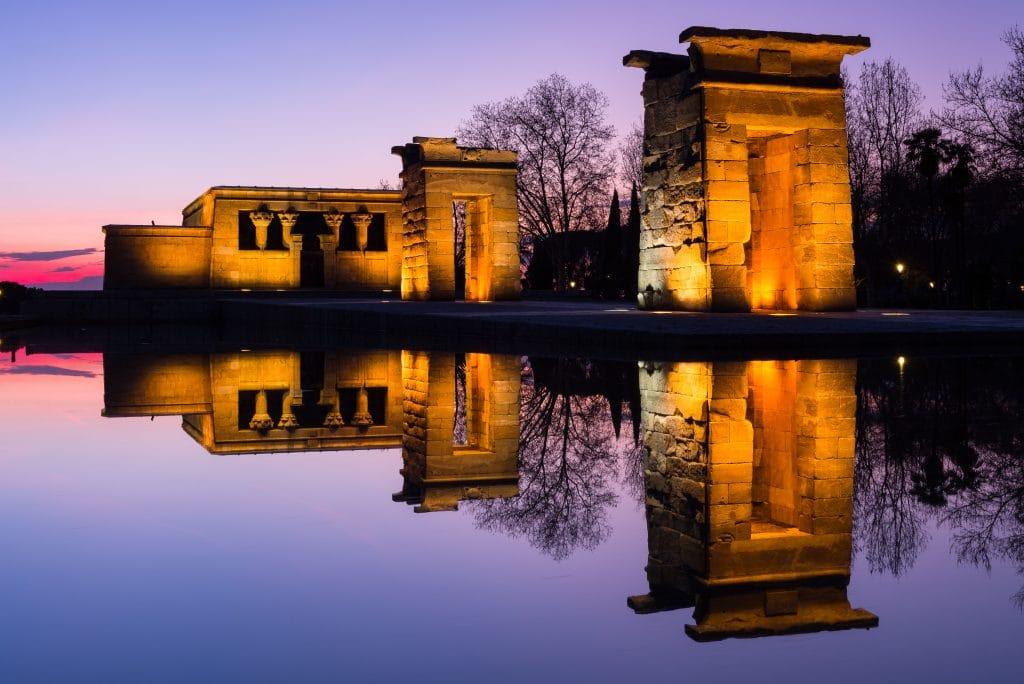 5 sitios románticos en Madrid | España Fascinante