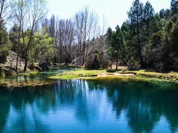 La Fuentona y El Sabinar de Calatañazor