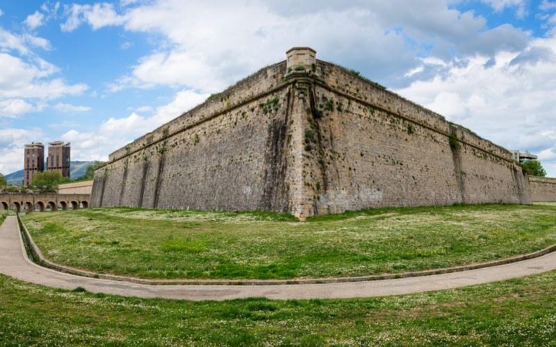 Fortaleza de la ciudadela de Pamplona