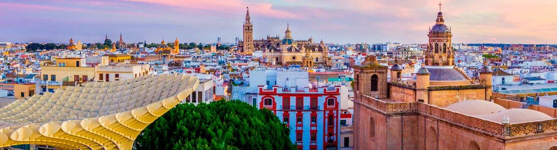 macarena sevilla espana fascinante