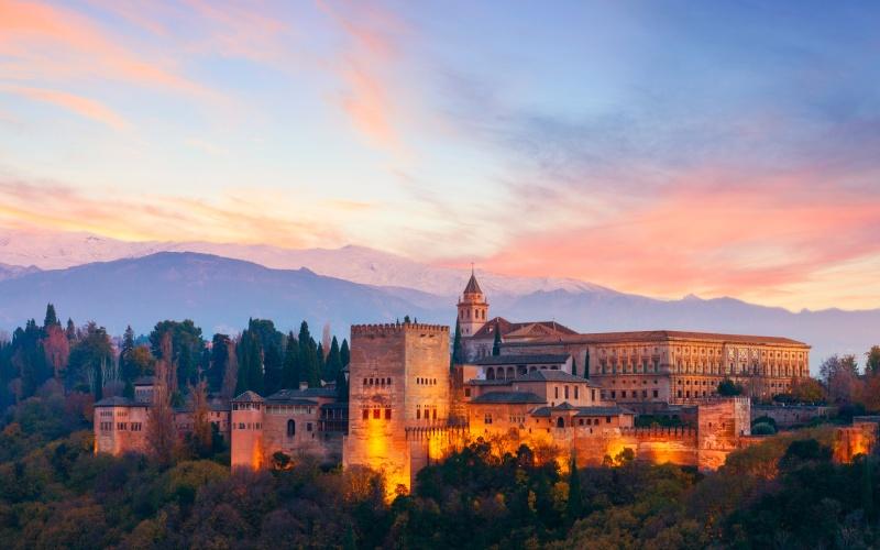 La Alhambra de Granada | Shutterstock