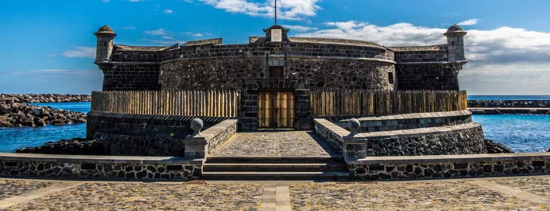 Castillo de San Juan de Tenerife