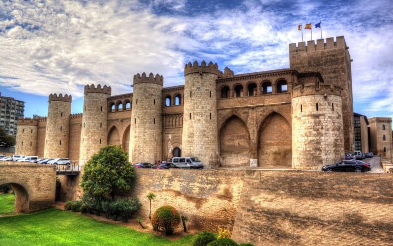palacio zaragoza
