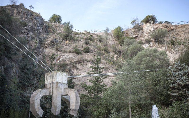 El elogio del agua, Chillida, (Barcelona)